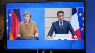 Франция и Германия искат милиарди евро да потекат от юли за възстановяване
