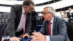 Юнкер настоя за независима отбрана на ЕС