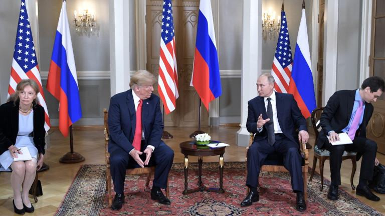 В САЩ искат преводачът на Тръмп да разкрие разговора с Путин