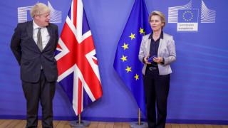 ЕС публикува план за извънредни случаи, ако не се договори с Лондон