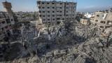 Въоръжените групировки в Газа спират изстрелването на ракети към Израел