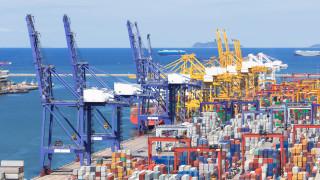 Китай отчита бърз растеж на търговията