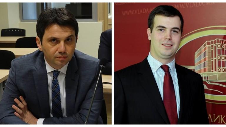 Арестуваха бившия транспортен министър на Македония