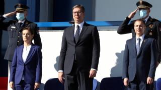 Вучич посочи Бърнабич за нов премиер на Сърбия