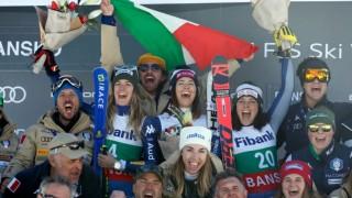 Рекламират италианците със снимка от Банско