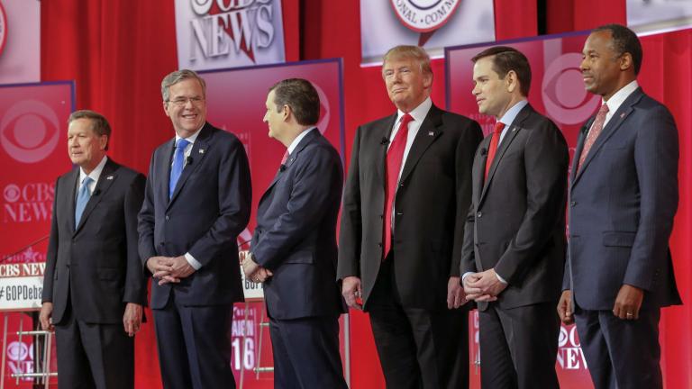Буш и Тръмп в спор за войната в Сирия и ролята на Русия