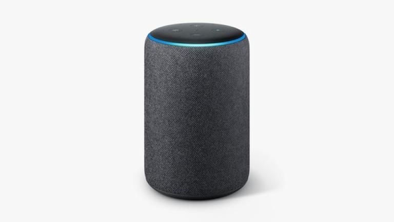 Amazon Echo Plus.