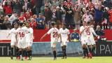 Севилия победи Осасуна с 3:2, в среща от испанската Ла Лига