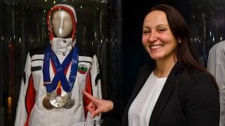 Специален приз от Йорданка Фандъкова за Евгения Раданова