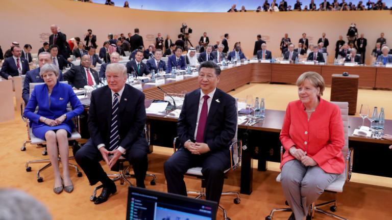 Търговската война между САЩ и Китай би била детска игра