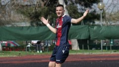 Калоян Кръстев носи ценна победа на Болоня