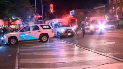 Трима убити при стрелба в Торонто