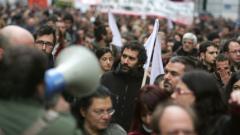 Младежката безработица в Гърция достигна 65 на сто