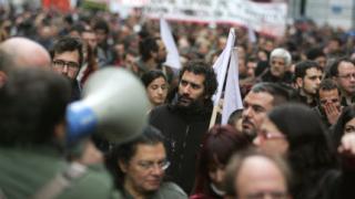 Гърция без журналисти, адвокати и обществен транспорт