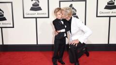 Джъстин Бийбър заведе братчето си на наградите Грами