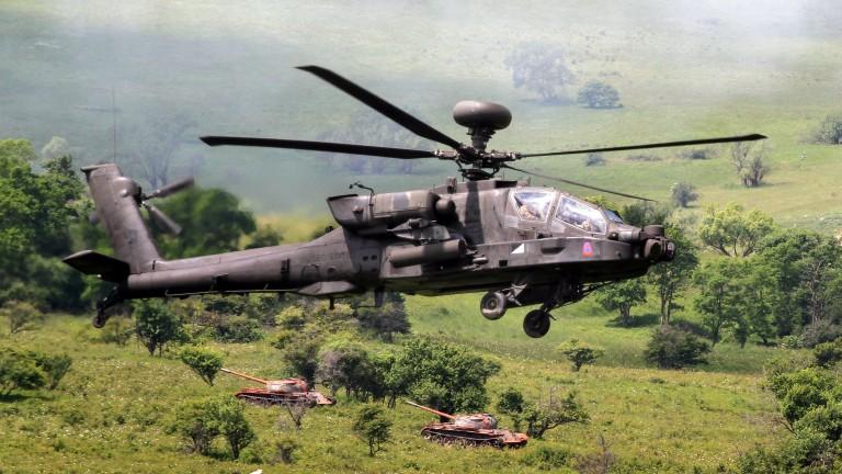 НАТО проведе първи мащабни отбранителни учения в Източна Европа