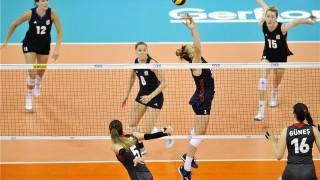 """Волейболистките на САЩ, Бразилия и Сърбия начело в """"Лигата на нациите"""" след първите три седмици"""