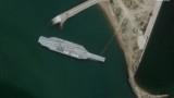 Иран разположи макет на самолетоносач до Ормузкия проток