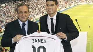 Хамес иска Фалкао при себе си в Реал