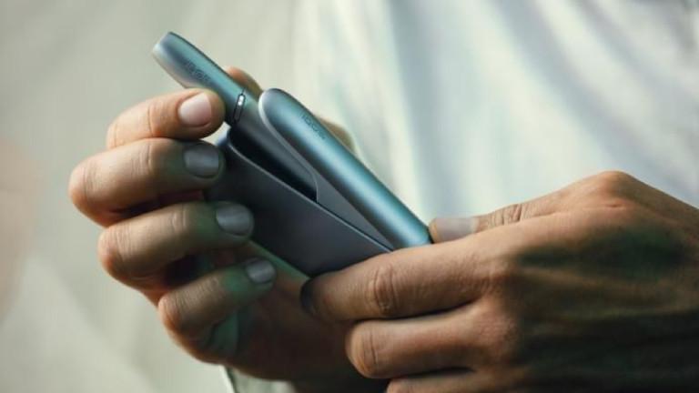 Броят на потребителите на устройството за нагряване на тютюн IQOS