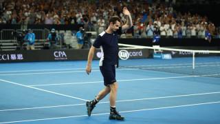 Героичен Анди Мъри вдигна феновете в Австралия на крака, бурни аплодисменти за Шотландския боец