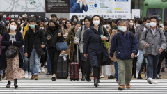 За първи път от 11 г. Япония отчете спад на починалите за година