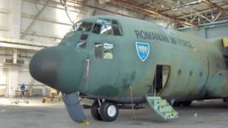 Румънска ВВС компания гледа към военни договори