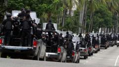 Мексикански морски пехотинци арестуваха 700 полицаи в Акапулко