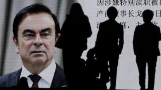 С 9 млн. долара гаранция съдът в Токио освобождава бившия шеф на Нисан