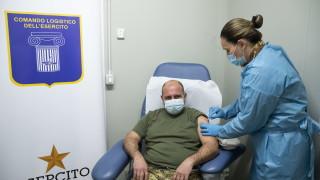 Италия удължава коронавирус ограниченията до 6 април