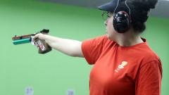 Антоанета Бонева на финал на 10 м въздушен пистолет, точка не достигна на рожденичката Мария Гроздева