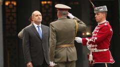 Румен Радев: Да си офицер не е професия, а дълг към отечеството
