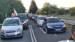 """Недоволстващите в Стара Загора настояват да излязат на """"Тракия"""""""
