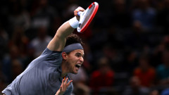 Доминик Тийм победи Роджър Федерер на финалите на ATP в Лондон