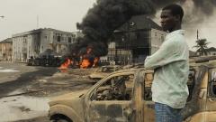 Жена камикадзе изби осем души в Нигерия