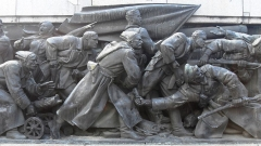 """БСП и """"Атака"""" почетоха деня на Съветската армия"""