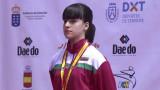 Два сребърни медала за България на младежкия Мондиал по карате