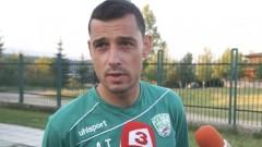 Томаш: Аз начело на ЦСКА? Мечтите и желанията са едно, а реалността е друга