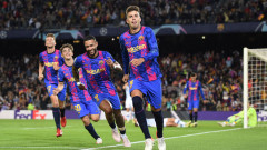 Барселона се отпуши в Шампионската лига, каталунците победиха Динамо (Киев)