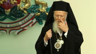 Вселенският патриарх Вартоломей гледа към статута на православен папа