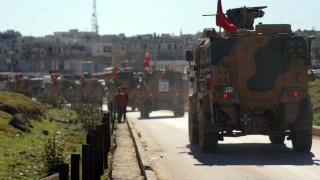 Трима убити турски войници след навлизането на Турция в Сирия