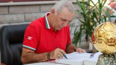 Христо Стоичков: ЦСКА пак доказа, че е отбор №1 на България в Европа!
