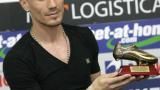 Страхотен мач на бивш левскар в Лига Европа