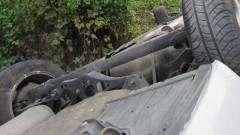 61-годишен шофьор загина в пропаст
