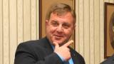 За Каракачанов няма спорни имена сред договорените министри