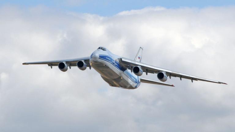 Разработването на нов самолет за пренасяне на свръхтежки товари е