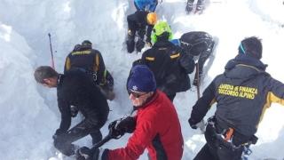 Лавина уби трима скиори в Алпите