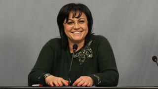 Нинова обяви: ГЕРБ ги тресе страх от авторитета на Румен Радев