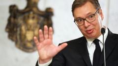 Вучич: Избори в Сърбия до април