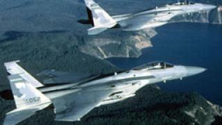 Два US-изтребителя се сблъскаха над Невада